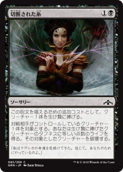 画像1: 切断された糸 (1)